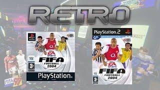Retro - FIFA 2004
