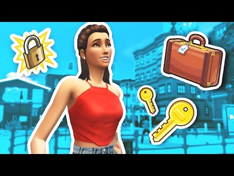 The Sims 4: City Living | Part 1 - APARTMENT LIFE