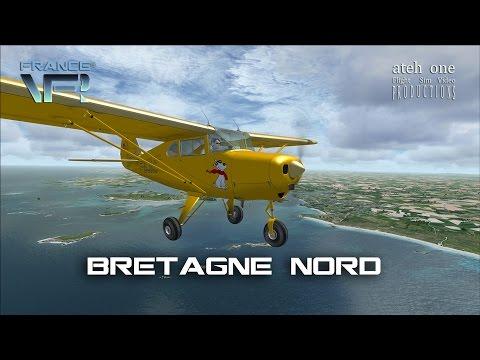 France VFR - Bretagne Nord - Official Promo