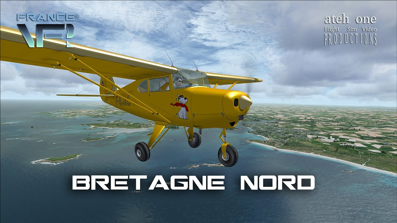 torrent france vfr bretagne fsx