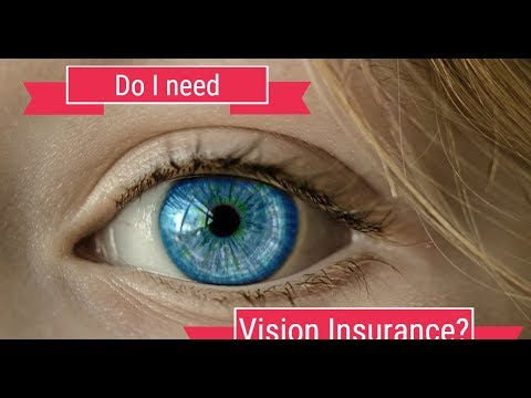 Does It Make Sense To Buy Vision Insurance? Case Study 👁 ✅ 👀 👓