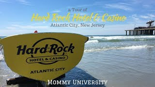 Tour of Hard Rock Hotel and Casino in Atlantic City, NJ
