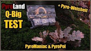 Pyroland Q-Big Böller - Kubische Kanonenschläge | PyroManiac & PyroPol