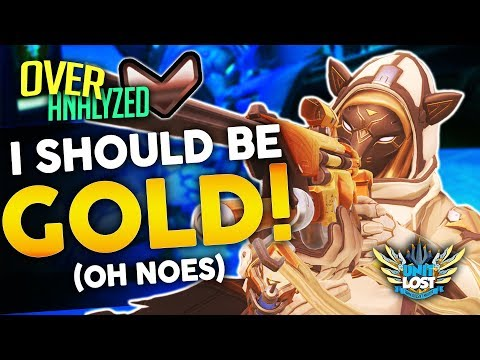 Overwatch Coaching - I SHOULD BE GOLD! (oh no) - OverAnalyzed! thumbnail