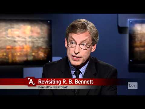 John Boyko: Revisiting R. B. Bennett