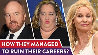 Celebs Who Destroyed Their Careers In A Matter Of Seconds | ⭐OSSA