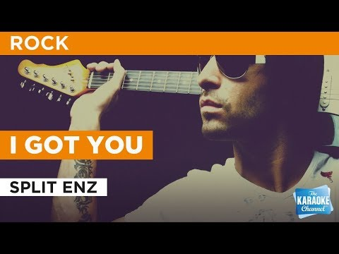 I Got You in the style of Split Enz | Karaoke with Lyrics