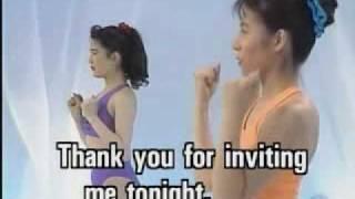 Zuiikin' English - Thank you for inviting me tonight