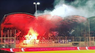 Grasshopper fans away at FC sion 16.03.2019 • match is prospended !