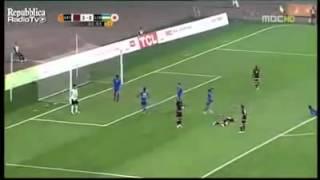 Gol sbagliato a porta vuota all ultimo secondo