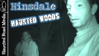 Haunted Woods at Hinsdale House!