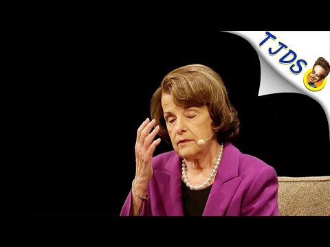 "Dianne Feinstein: ""Trump Can Be A Good President"""