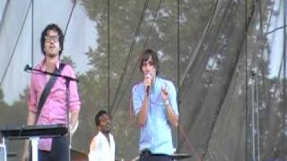 Phoenix - Too Young - ACL Austin City Limits Festival 09