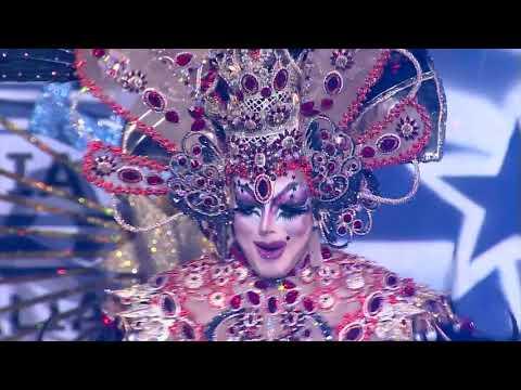 Drag Queen del Carnaval 2018: La Tullida