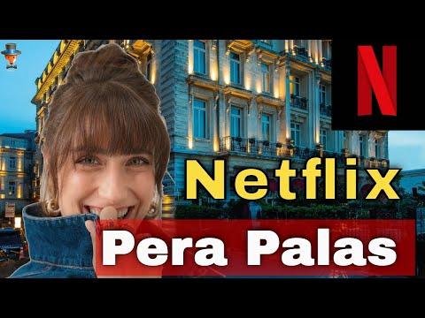 Hazal Kaya in the new Netflix series