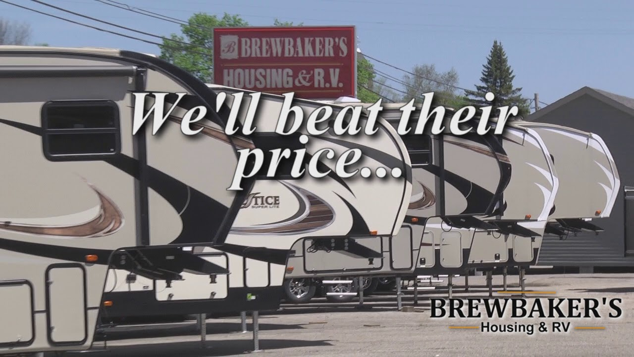 Brewbakers Rv Show Price Jan 2018 Youtube
