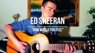 Cover images Ed Sheeran - How Would You Feel (Paean) (Valentino Fingerstyle Cover)