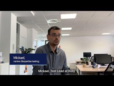 Inside AUSY   Interview Mickaël De Vlechouver, Test Project Manager AUSY