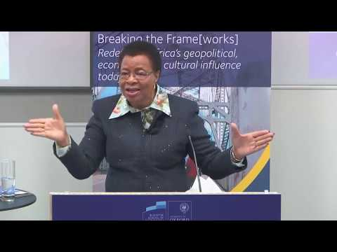 Graça Machel - The Africa We Want: Reclaiming our Identity (2017)