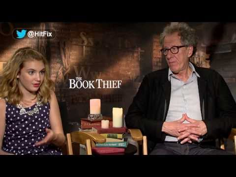 'The Book Thief' Cast & Director On The Differences Between The Book And The Film