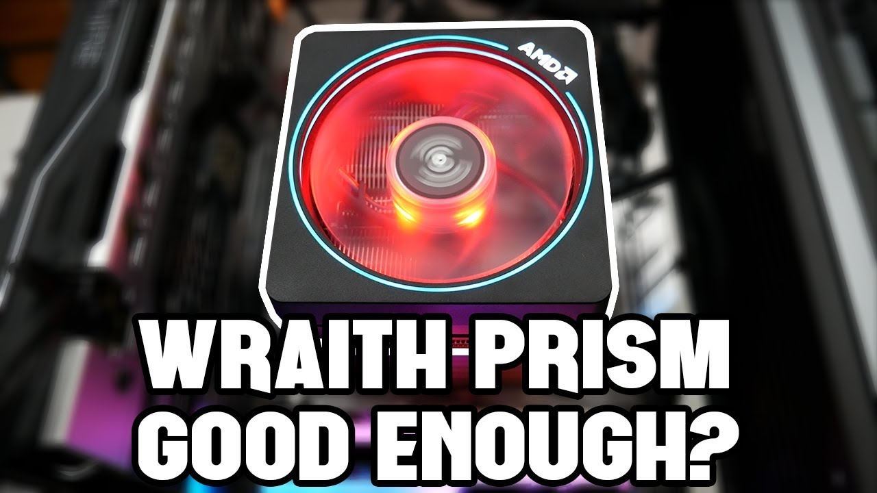 Amd S Wraith Prism Cooler To Keep Or Ditch It Youtube