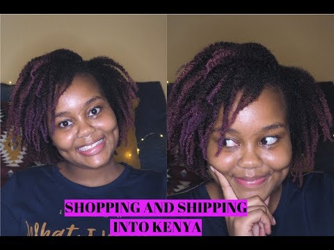 HOW I SHOP AND SHIP THINGS INTO KENYA VIA KENTEX CARGO!