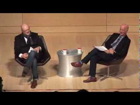 At the Parsons Table: Millard Drexler in Conversation with Paul Goldberger