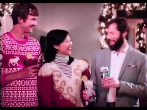 budweiser commercial 2014 the christmas sweater