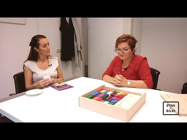 PTSS de Baas - Interview Saniye Yucel, Yucelmethode