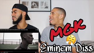 "MGK CLAPS BACK! Machine Gun Kelly ""Rap Devil"" (Eminem Diss) (WSHH Exclusive - Official Music Video)"