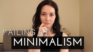 WHY PEOPLE FAIL TO BECOME MINIMALIST