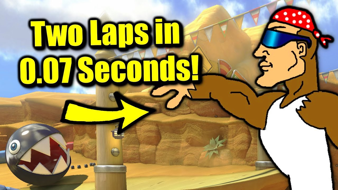 What is the Biggest Shortcut in Mario Kart History?