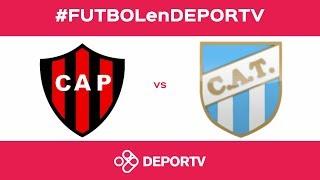 #FUTBOLenDEPORTV - EN VIVO - Vélez vs Temperley - Primera División 2016/2017
