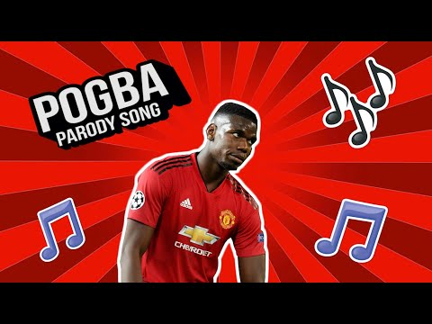 🎵POGBA SHOTGUN 🎵- Funny Manchester United George Ezra parody song [Jim Daly]