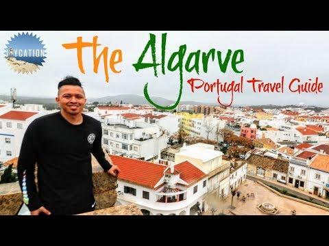 ALGARVE REGION IN PORTUGAL TRAVEL GUIDE