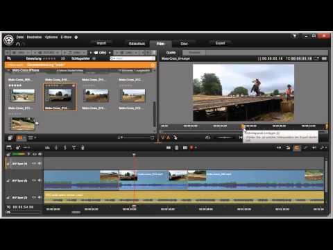 Clips ersetzen in Pinnacle Studio 16 und 17 Video 45 von 114