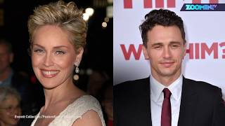 Sharon Stone defends James Franco against sexual misconduct accusers