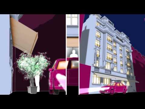 Présentation des hôtels du groupe LE General Hotels Paris