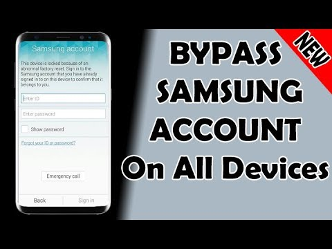 Skip Reactivation Lock On All Samsung Devices Remove Samsung Account