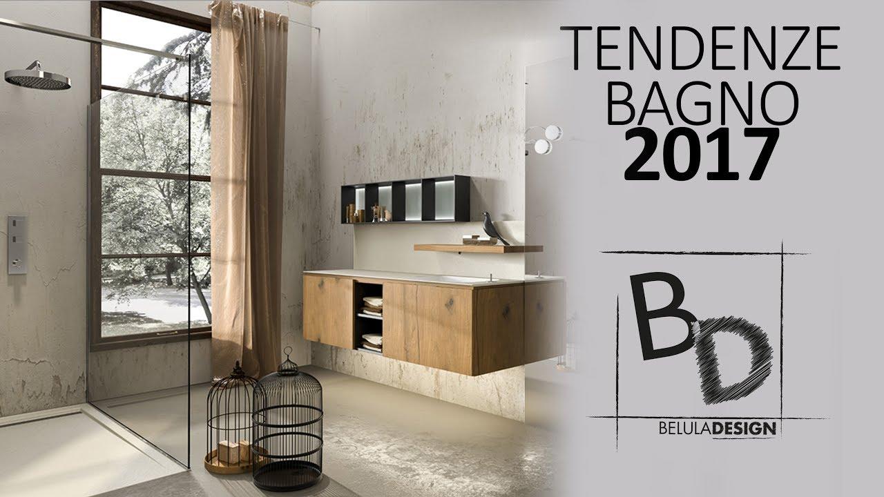 tendenze d 39 arredo bagno 2017 belula design youtube