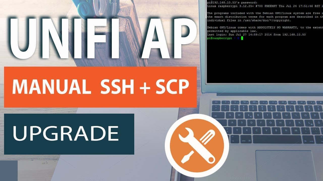 Upgrading Access Points via secure shell SSH+SCP-Ubiquiti Unifi Access  Points patch for WPA2-KRACK