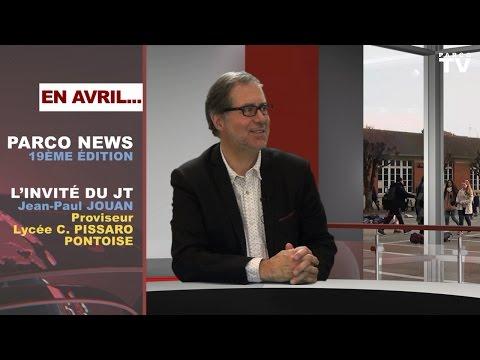 Teaser Parco News 19 - L'invité : M. JOUAN, proviseur du Lycée Pissaro