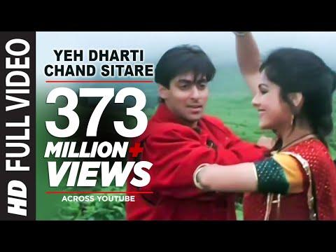 Yeh Dharti Chand Sitare Full HD Song | Kurbaan | Salman Khan, Ayesha Jhulka