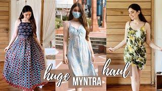 HUGE MYNTRA HAUL   Myntra Try On Haul Review   Latest Myntra Dresses   Sana Grover screenshot 5