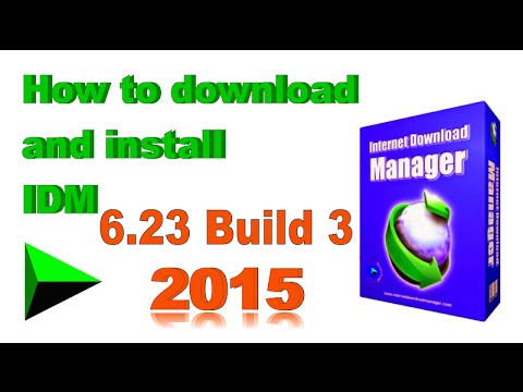 How to Install Internet Download Manager (IDM) - Free Download IDM
