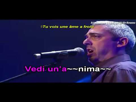 CULIOLI Jacques - hosanna . Version karaoké .(Corse)