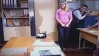 Алла Гришко показала язык в университете