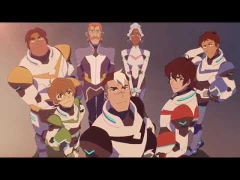 """Alternative Voltron Opening - """"Re: Re:"""""""