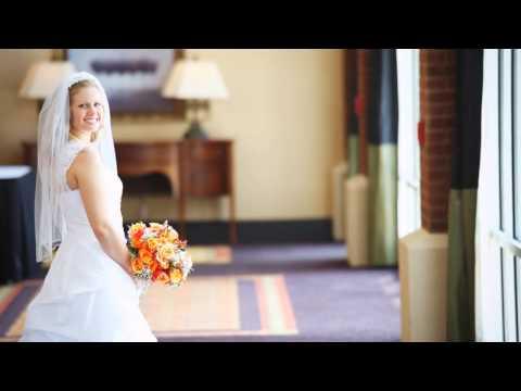 Ray and Carrie Ann Barnett Wedding Montage ( Brad Paisley )