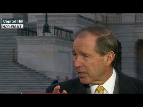 Democratic senator: Obama entitled to have team in place